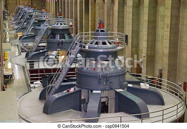 Power generators - csp0941504