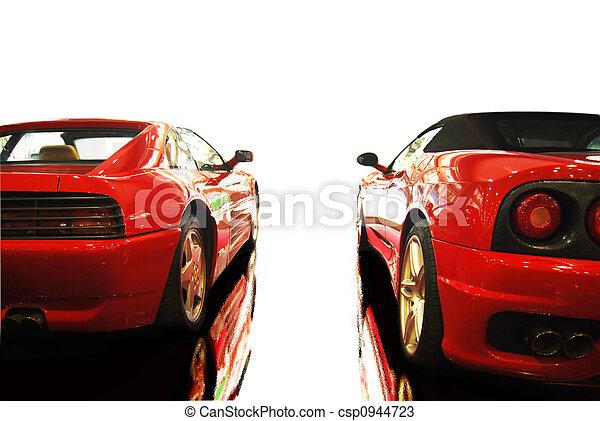 Sports Cars - csp0944723