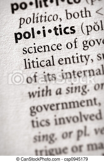 Politics - csp0945179