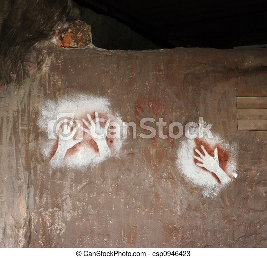 Australian Aboriginal art - csp0946423