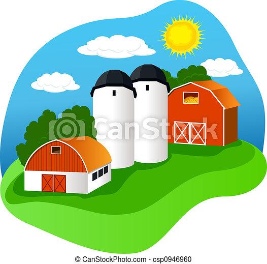 Farm - csp0946960