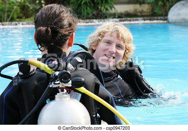 instructor buceo: