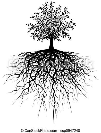 Root tree - csp0947240