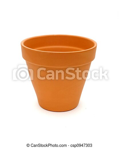 Terra Cotta Pot - csp0947303