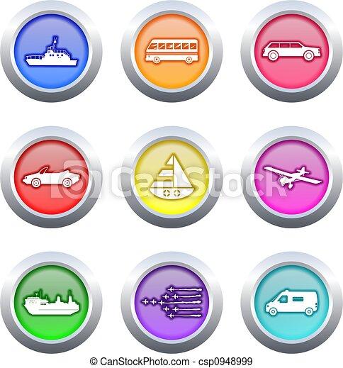 transport buttons - csp0948999