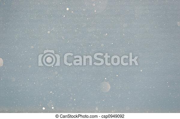Snowstorm - csp0949092