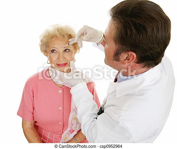 Cosmetic Facial Rejuvenation - csp0952964