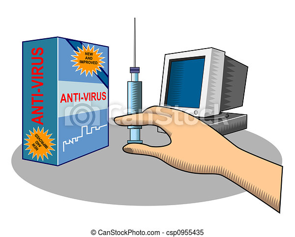 Anti-virus protection  - csp0955435