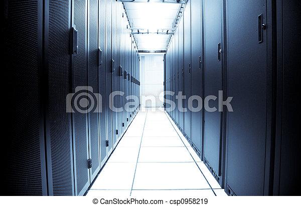 Computer data center - csp0958219