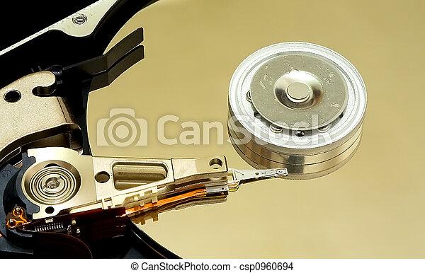 Hard Disk Drive - csp0960694