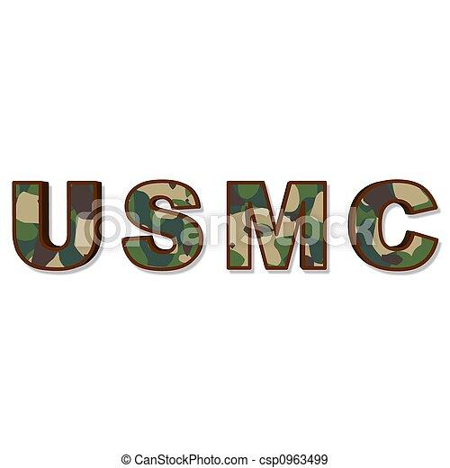 usmc - csp0963499