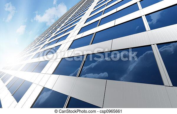 Skyscraper - csp0965661