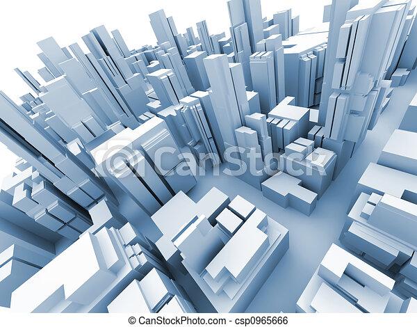 Cityscape - csp0965666