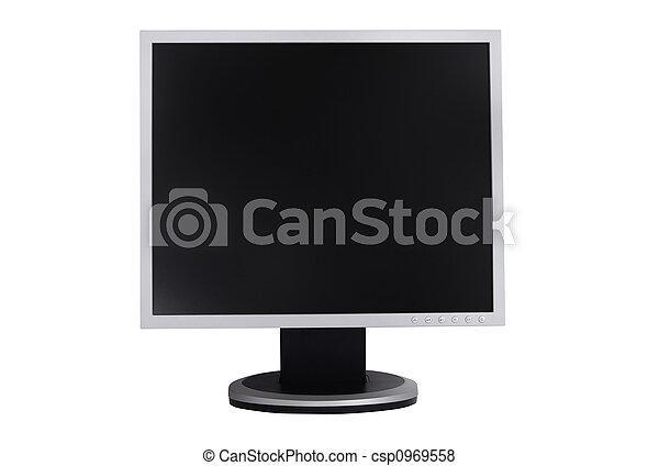 Modern Computer Monitor - csp0969558