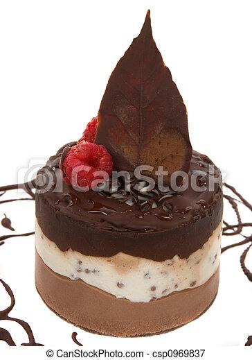 Gourmet Dessert - csp0969837