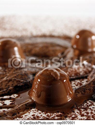 Chocolate bonanza - csp0970501