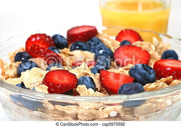 Breakfast Cereal - csp0970592