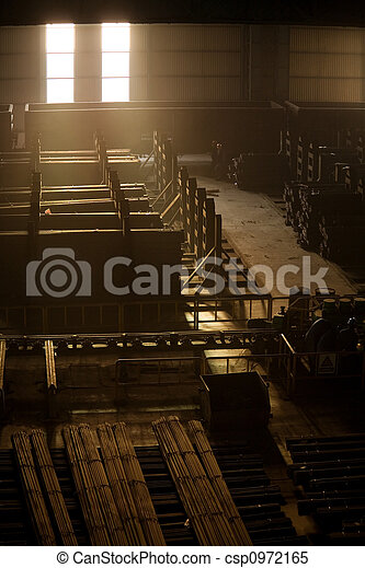 Metalwork Factory - csp0972165