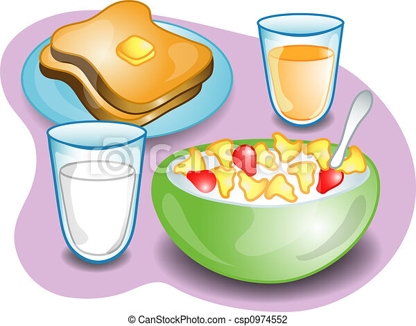 Breakfast Illustrations and Stock Art. 100,273 Breakfast ...
