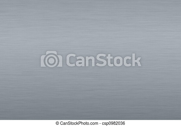 Gray metallic background - csp0982036