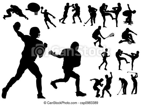 Sports - csp0983389