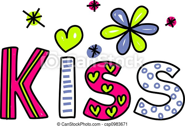 Kiss Illustrations and Clip Art. 21,104 Kiss royalty free ...