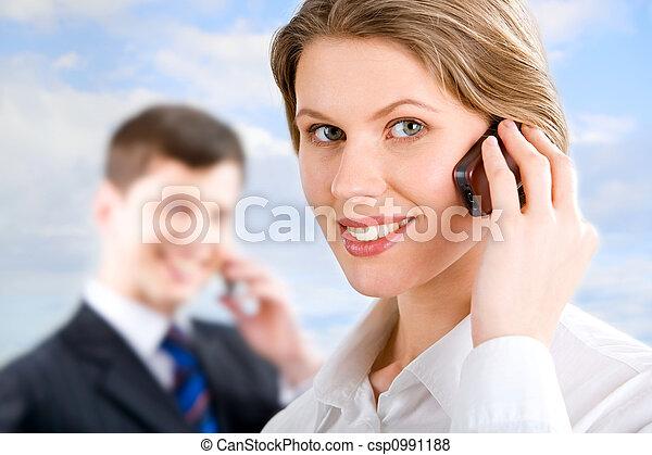 Telephone conversation - csp0991188