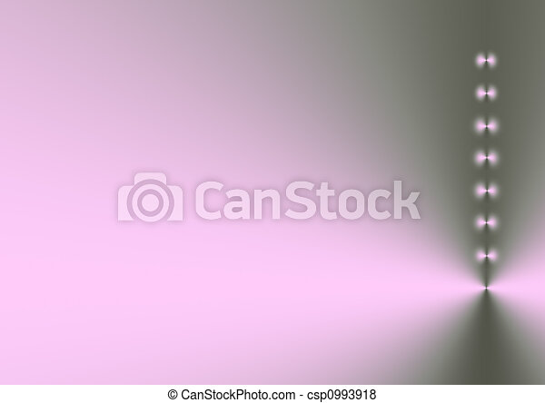 Silver Lilac Shimmer - csp0993918