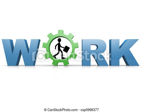 Work - csp0996377