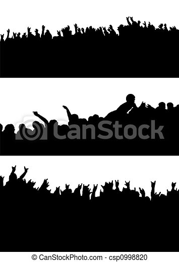 crowd variation - csp0998820