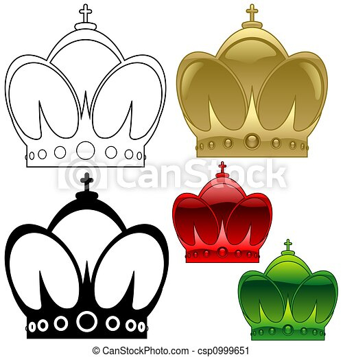 Royal Crown - csp0999651