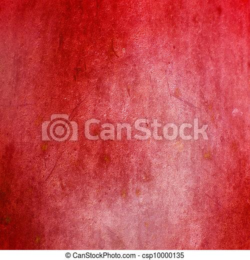 Red grunge background  - csp10000135