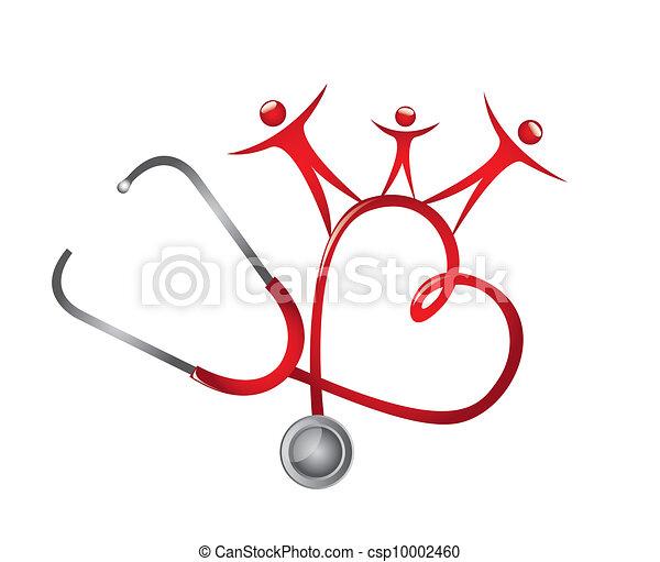 stethoscope - csp10002460