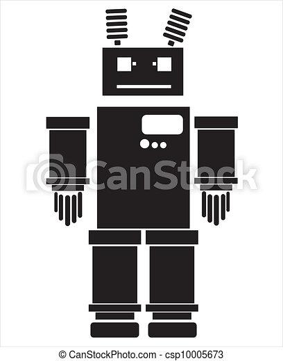 robot - csp10005673