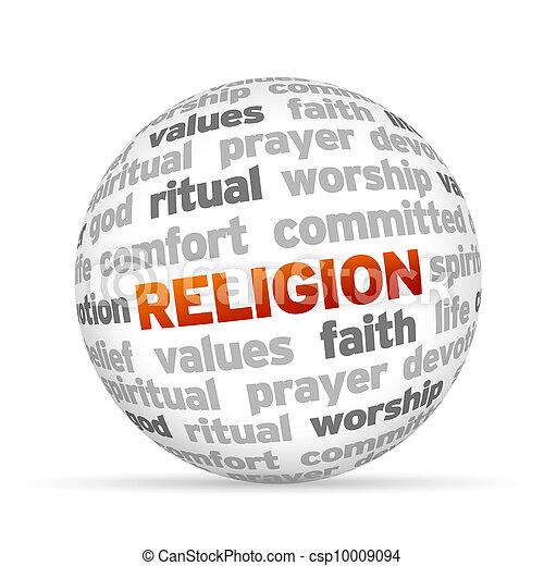 Religion - csp10009094