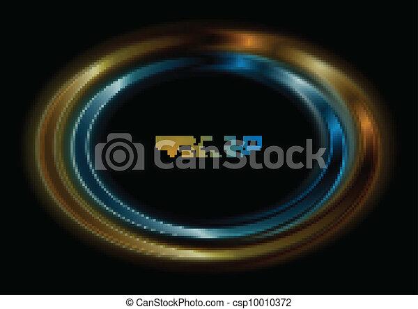 Vibrant backdrop - csp10010372