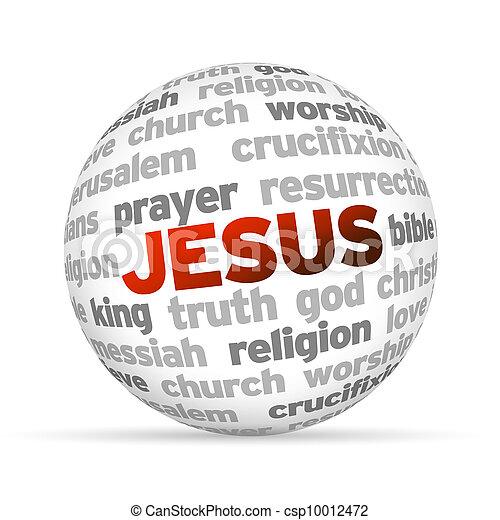 Jesus - csp10012472