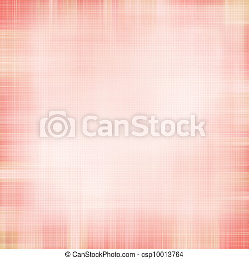 Shabby textile Background with colorful pink and white cross stripes  - csp10013764