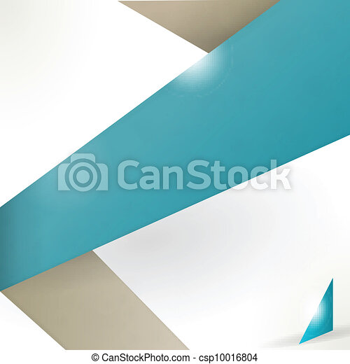 Abstract paper stripe background - csp10016804