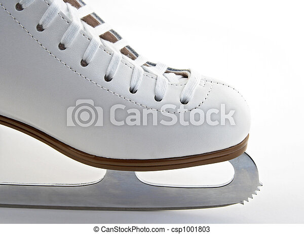 Toe of figure skate - csp1001803