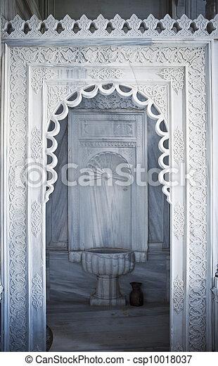 Turkish bath - csp10018037