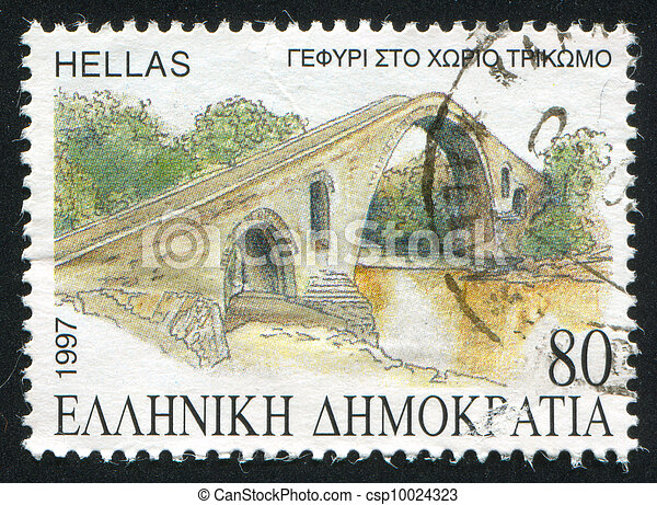 Bridges of Macedonia - csp10024323