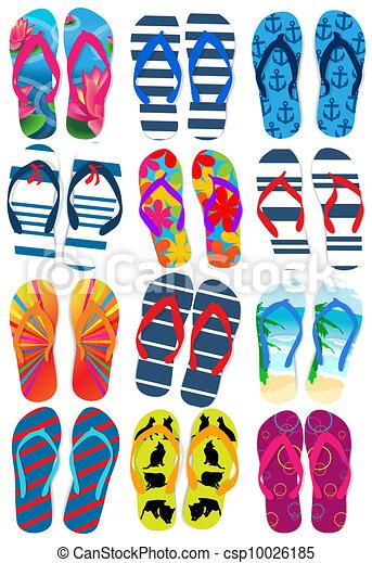 Flip flops - csp10026185