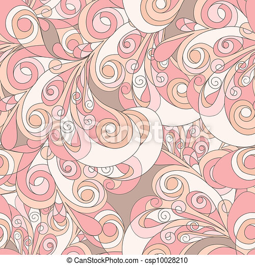 vector seamless abstract pattern - csp10028210