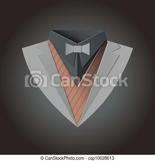 Suit smart casual - csp10028613