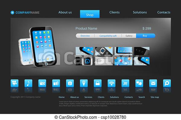 Design template - csp10028780