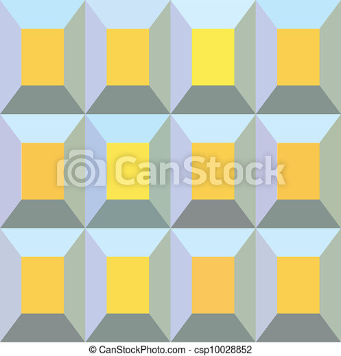 Seamless geometric pattern - csp10028852