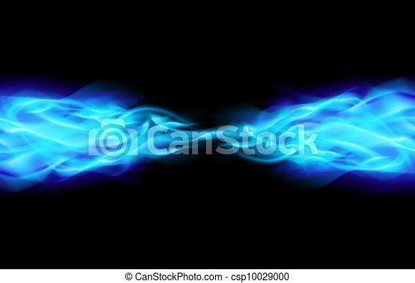 Blue Flame - csp10029000