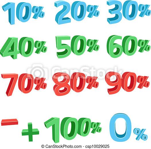 3D discount sums - csp10029025
