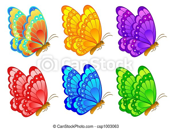 drawings of butterfly six colorful flying butterflies daisy clip art free download daisy clip art transparent background